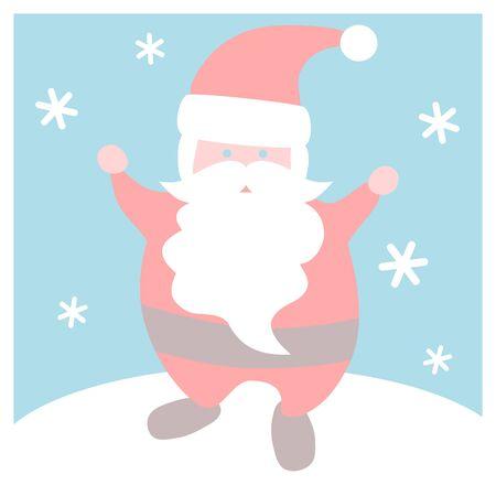 Santa Claus - Christmas set 写真素材 - 131637734