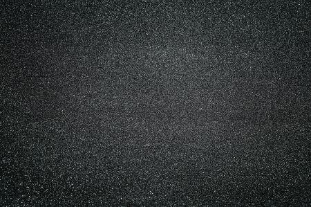 Black glitter for black Friday background