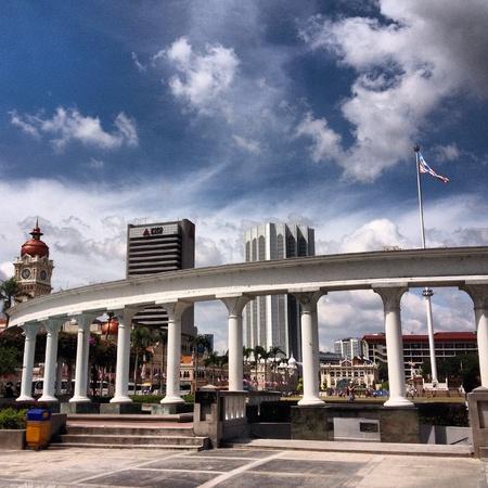 merdeka: Merdeka Square Kuala Lumpur