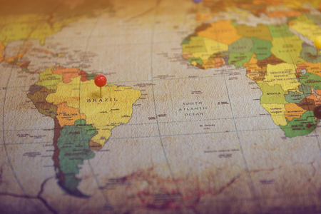 pinning: map