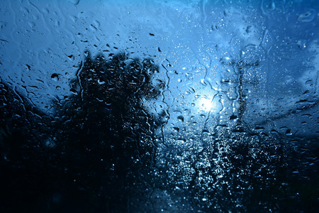 jams: When it rains, traffic jams