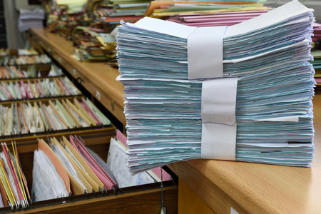 filing system: Office files,An Extremely Easy-To-Use Filing System