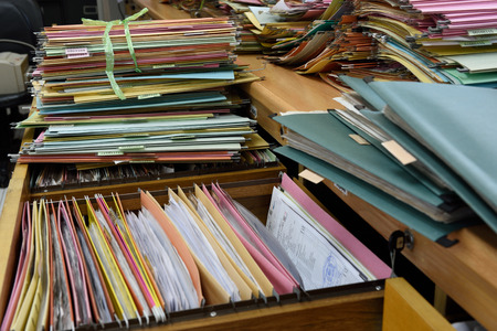 Office files,An Extremely Easy-To-Use Filing System