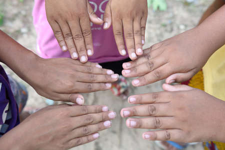 rural areas: Children in rural areas
