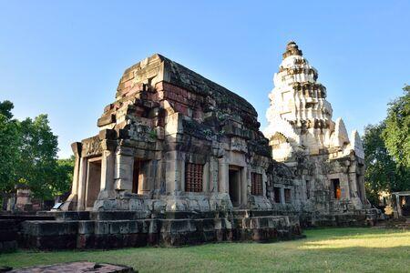 public company: Stone castle,Historic site open to tourist visits. A public company in Thailand.