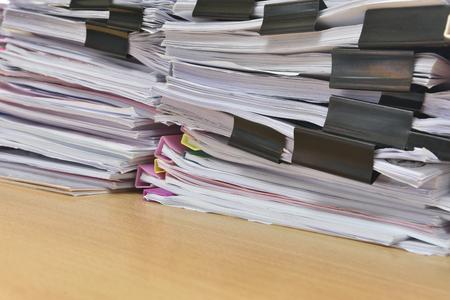 categorize: finance documents