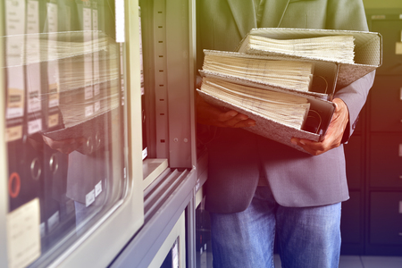document management: gesti�n de documentos, documentos empresario examinar