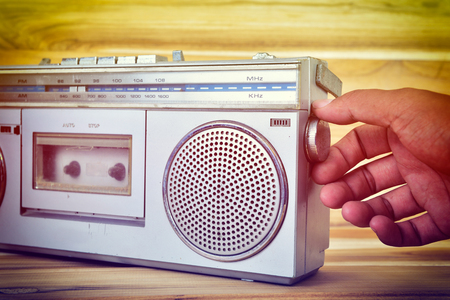 radio Vintage, Hand Crank Radio stations