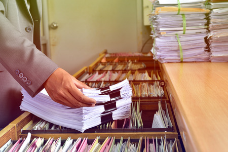 Storing documents in Office