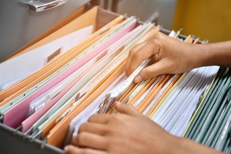 Büropapier Standard-Bild - 71607163