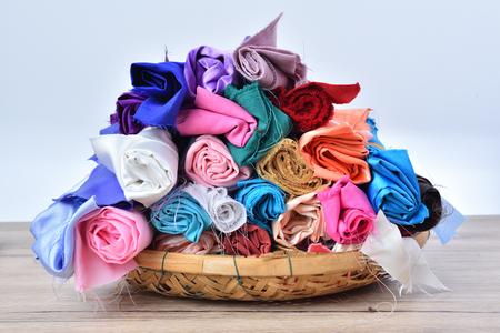 fabric colourful