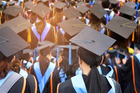 Congratulations to the graduates of the university.