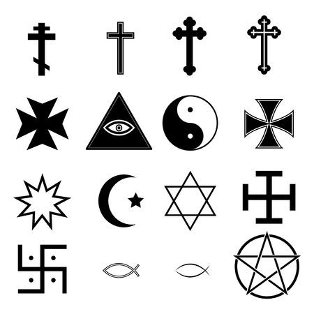 satanic: Religion Icons