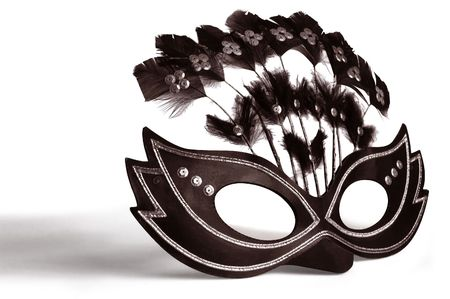 Mask for masquerade and mardi gras (Designed and created by submitter)