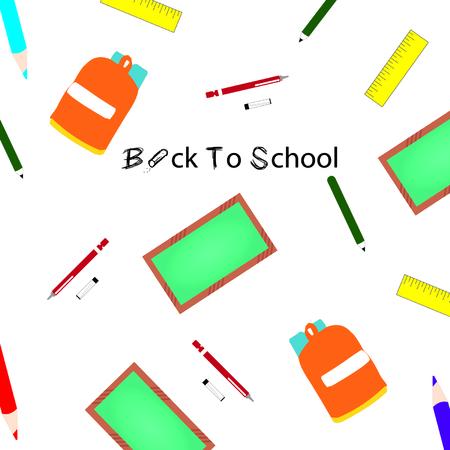 pattern back to school