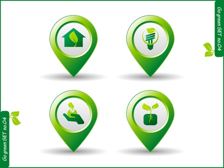 trickle: icon go green