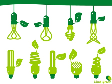 energy efficient: ecology, energy, environment, green grow, growth, icon