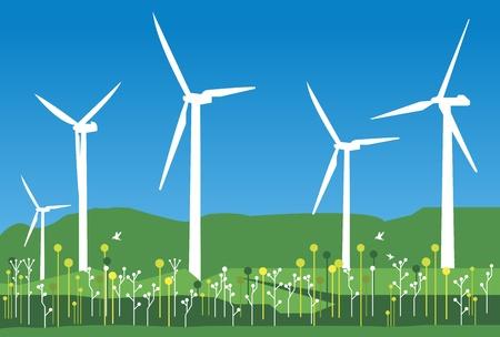 clean,energy, environment, environmental Stock Vector - 11321769