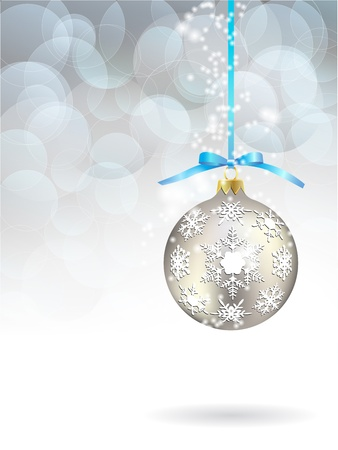 fizzy: background, ball, baubles