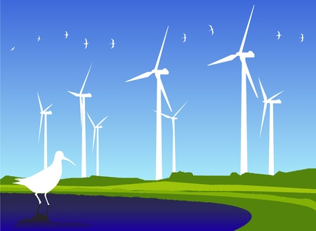 clean,energy, environment, environmental Vector