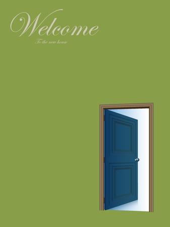 portone: porta, sogni, ingresso, la libertà, front