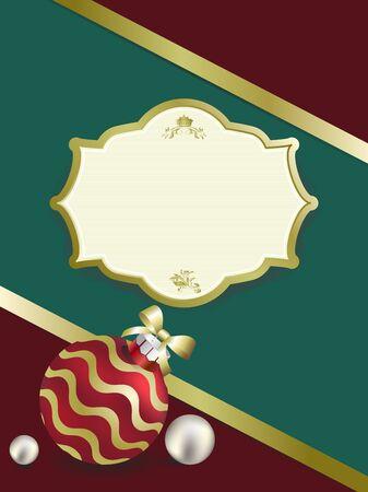 holy place: christmas card christmas greeting Illustration