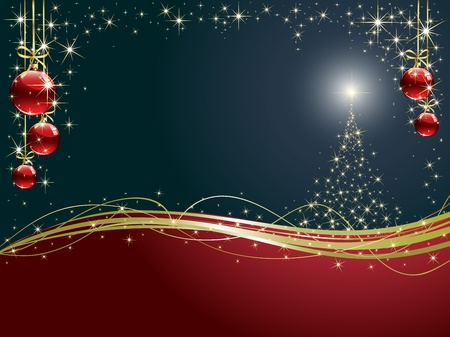 christmas card christmas greeting Vector