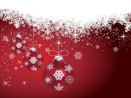 christmas card christmas greeting Stock Vector - 11583205