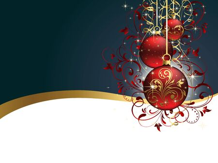 Christmas ball Stock Vector - 11583176