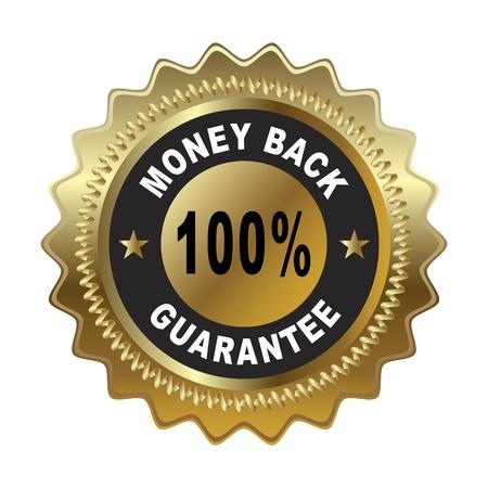 golden, guarantee Stock Vector - 11583248