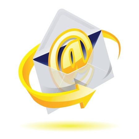 arroba: e-mail, email, envelope