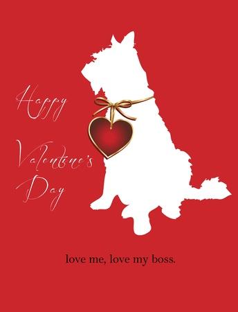 valentine s day: happy valentine s day Illustration