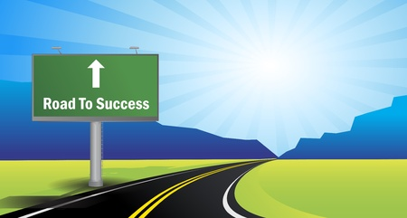 road to success: Road to success