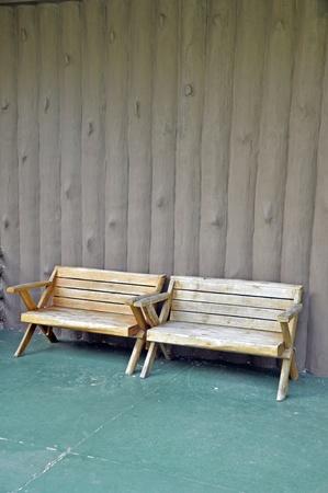 elbow chair: twin leisure chair