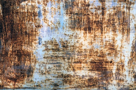 rusty metallic background Stock Photo - 13310281