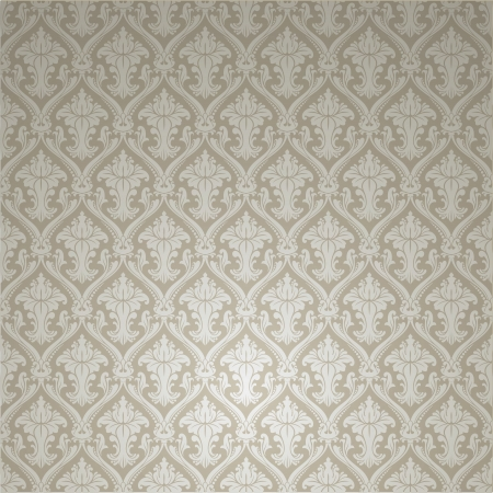 antique wallpaper: Seamless Silver wallpaper