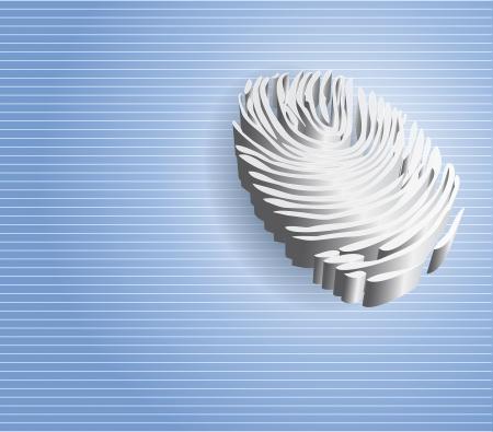Representación 3D de huellas digitales para la autenticación o reconocimiento