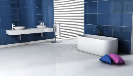 Bagni Colorati Blu : Bagni moderni colorati bagni moderni bologna idee creative di