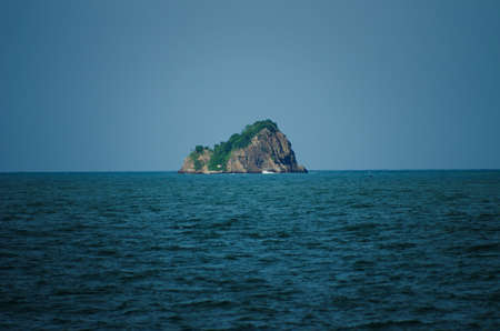 Island in the Gulf of Thailand, Thailand photo
