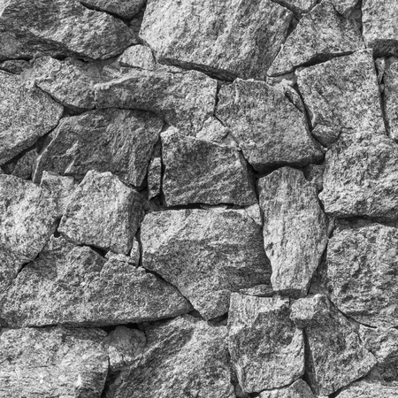 The surface of the stone wall. Used for the background. photo