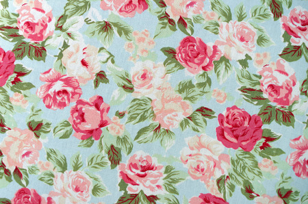 Seamless retro with roses