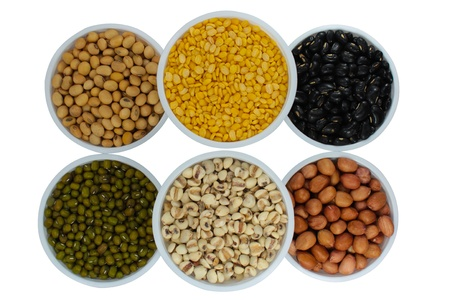 6 kinds of beans  photo