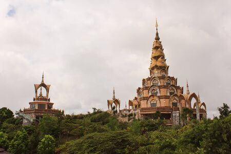 kaew: Wat Pha Sorn Kaew or Wat Phra Thart Pha Kaew, is a Buddhist monastery and temple in Khao Kor, Phetchabun, of north-central Thailand Editorial