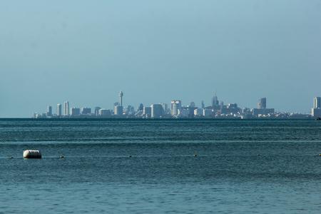 Sea View at Pattaya Beach