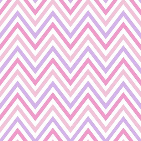 chevron pastel colorful spring pink white purple pattern seamless vector.