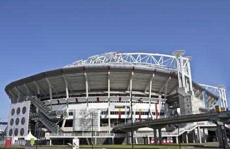 Arena Football Stadion in Amsterdam Netherlands Standard-Bild