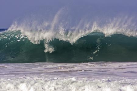 Incredible oceanic wave photo