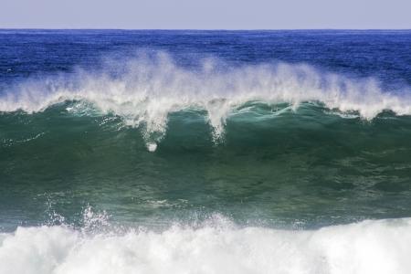 Incredible oceanische golf Stockfoto