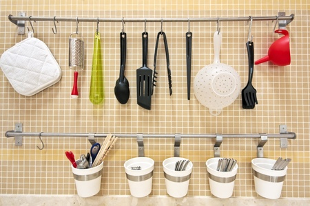 Kitchen utensils  Stock Photo - 12328375