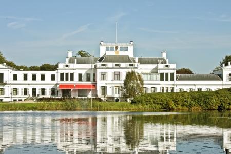 juliana: Palace Soestdijk, the former residence of Dutch royal family Queen Juliana, Bernard and their children Editorial